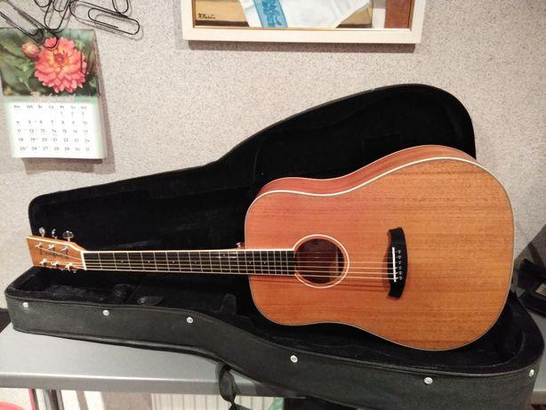 NOWY Tanglewood TWU D NS All Mahogany gitara akustyczna i CASE Potęga