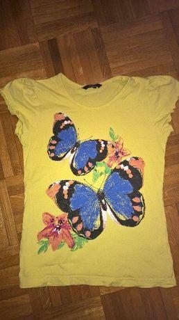 ubrania dla dziewczynki 146