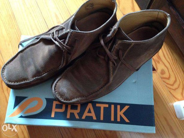 sapatos Pratrik n 43 bom estado