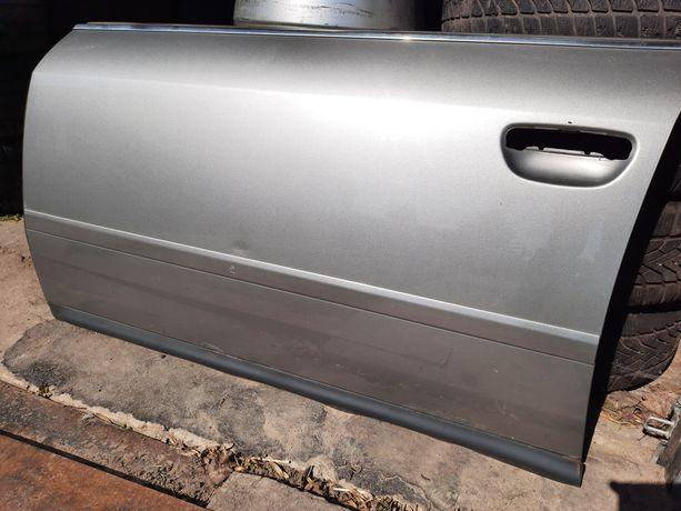 Drzwi lewy przód Audi A6 C5 lift 2002r. LY7Q
