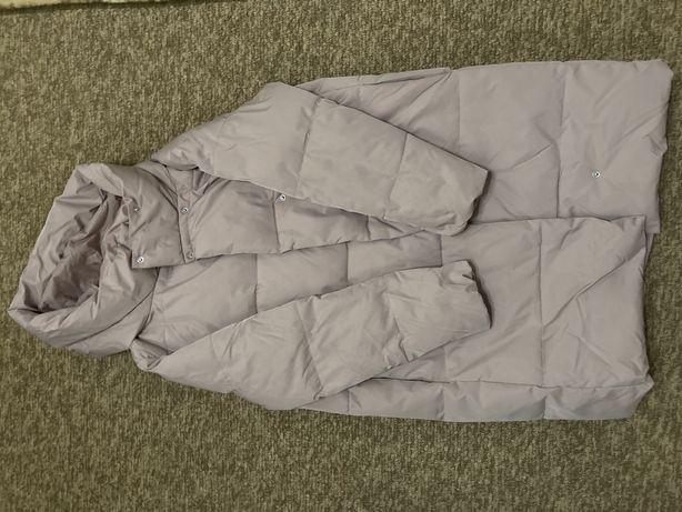 Зимова довга куртка великого розміру від Reserved
