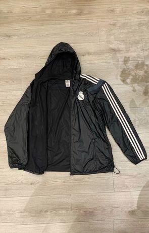 Ветровка куртка Adidas Real Madrid