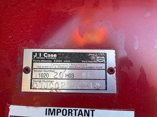 Жатка зерновая CASE IH 1020 Flex