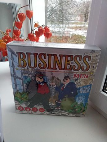 Продам настольную игру Businessmen