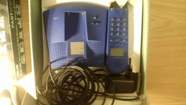 Telefon ISDN bez przewodowy