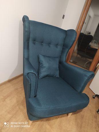 Fotel uszak nowy