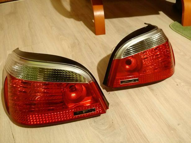 Lampy tylne bmw e60
