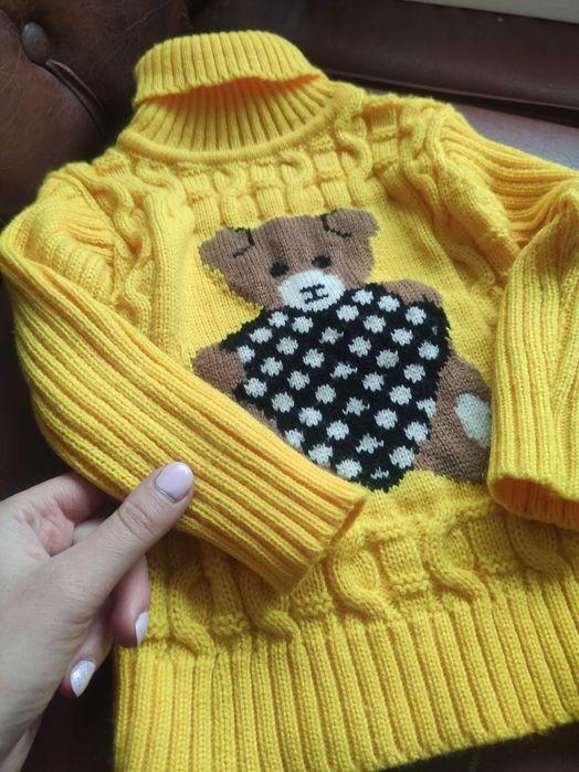 Детский тёплый свитер Дунаевцы - изображение 1