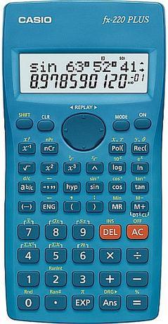 Kalkulator naukowy CASIO FX-220 PLUS