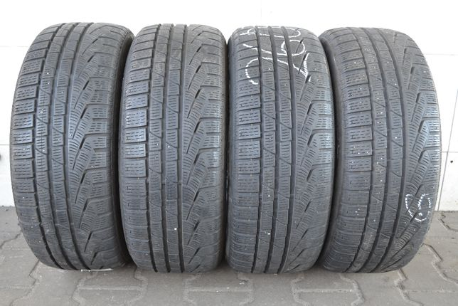 Opony Zimowe 225/50R17 94H Pirelli Sottozero 2 RFT x4szt. nr. 2603z