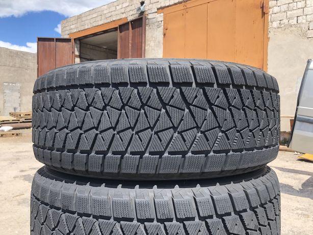 275/60 r20 Резина зимняя Bridgestone Blizzak DM-V2 как НОВАЯ 19 год