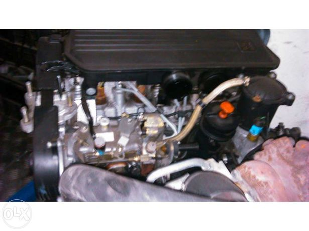 Motor Peugeot 1900 Diesel