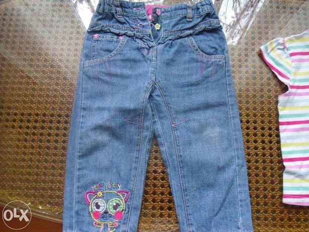 Продам джинсы фирмы Minoti (Англия) на рост 86-92