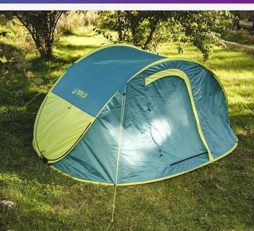 Продам 4-х местную палатку.