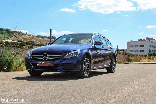 Mercedes-Benz C 200 d Avantgarde+