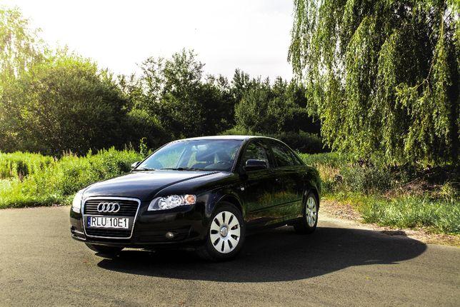 Audi A4 B7 2.0 TDI 140 KM z ekstra wyposażeniem.