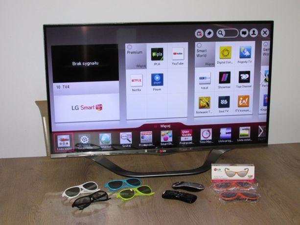 telewizor LG 42LA691S 3D/SmartTV/FullHD/400Hz/USB/WiFi/3xHDMI