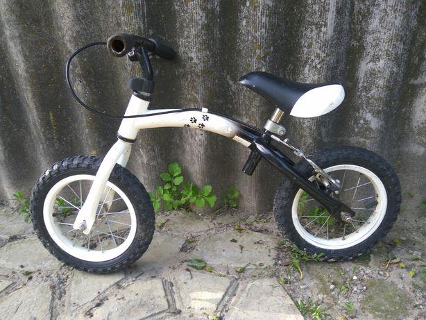 Дитячий біговий велосипед