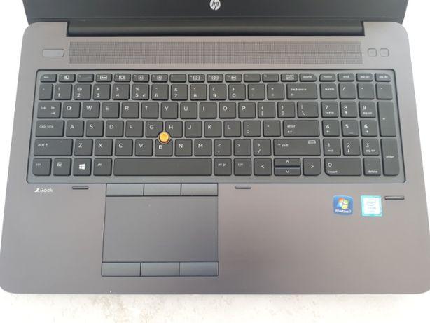 HP ZBook G3 XEON 2.8GHz\32GB RAM\500GB_M.2\15.6\opcja: +512M.2+1TB