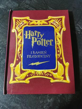 Harry Potter i kamień filozoficzny pop up 3d rozkładany