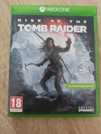 Rise Of The Tomb Raider Gra Xbox One Pl