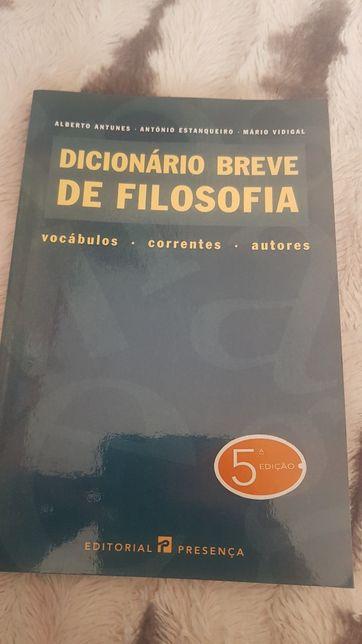 Dicionário Filosofia