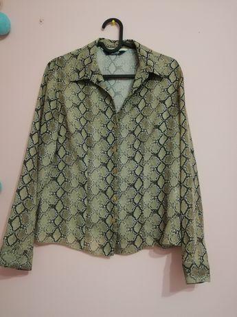 Koszula - styl skóra węża M/L