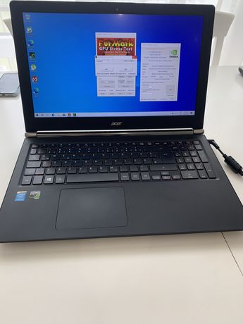 Acer aspire v15 nitro ігровий ноутбук