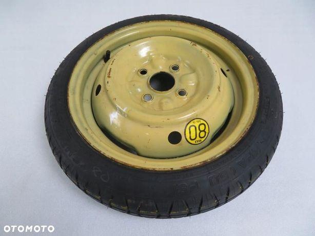 Koło dojazdowe zapas 14'' Toyota Yaris 4x100