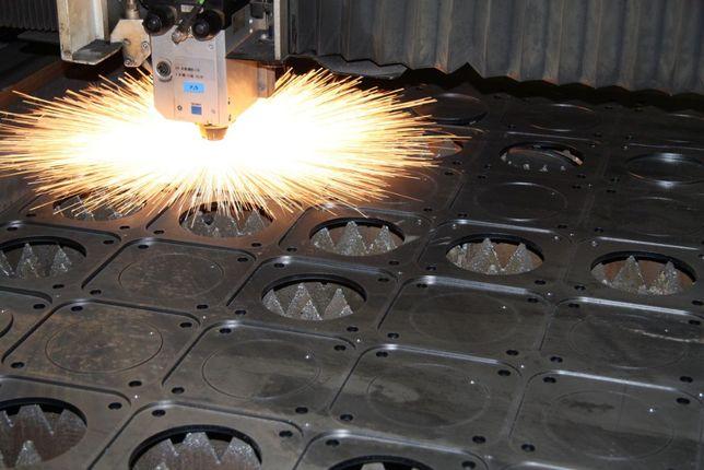 Услуги лазерной резки металлов