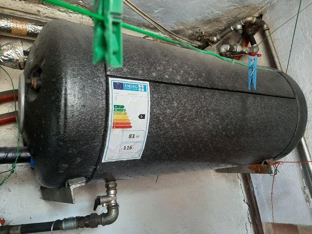 Boiler 120 l izolowany 2 wężownice uzywany 2 lata stan idealny