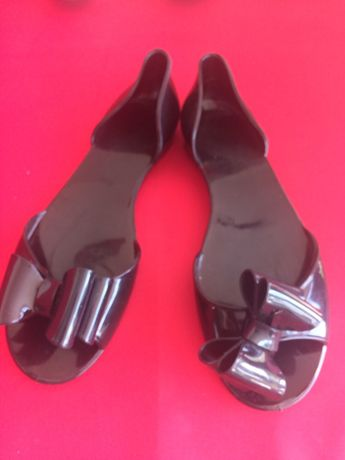 Gumowe plastikowe buty