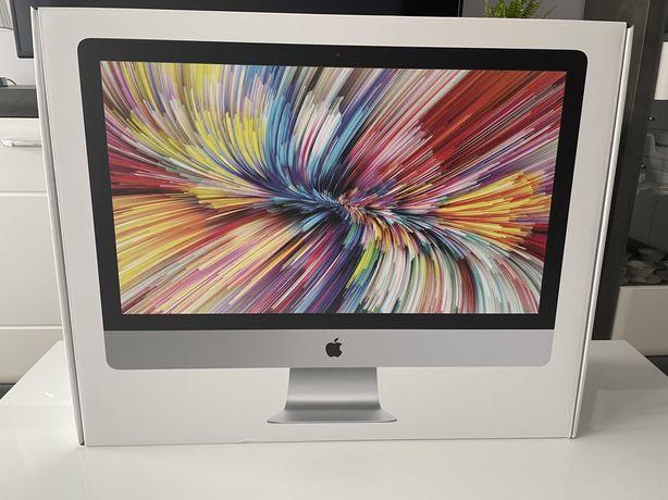 Nowy Apple iMac 27 Retina 5K: Intel core i5, Radeon 5300 4GB, SSD256GB
