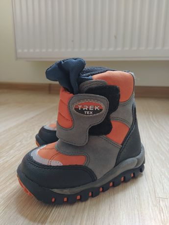 Дитяче зимове взуття Trek-Tex