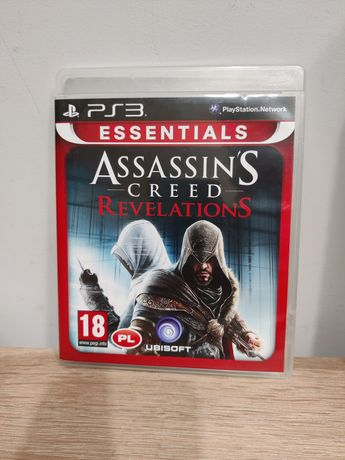 PS3 Assassin's Creed Revelations PL Stan BDB LEGALNA FIRMA