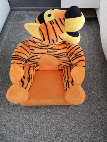 Tygrys. Krzesełko rozkładane