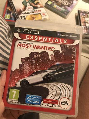 Need For Speed Most Wanted Ps 3