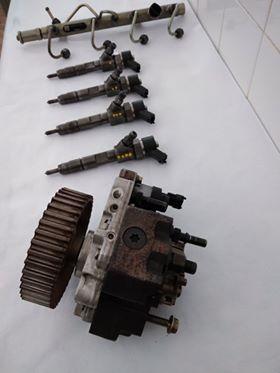 Conjunto de Injeção Laguna II 1900 DCI 120CV 2003