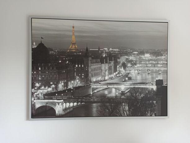 Obraz Ikea Paryż 140x100 bardzo duży