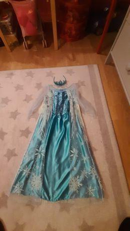 Kraina  lodu sukienka
