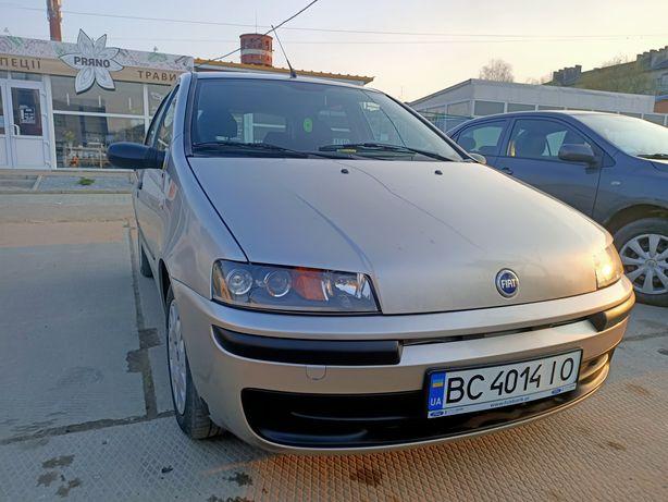 Продам Fiat punto elx 1.2