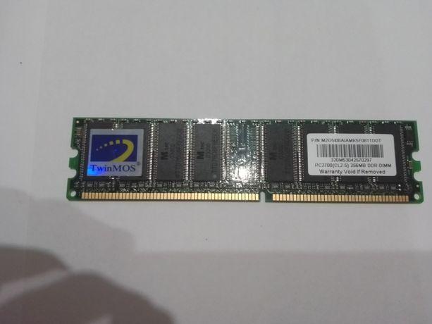 Оперативная память PC2700 (CL2.5) 256mb
