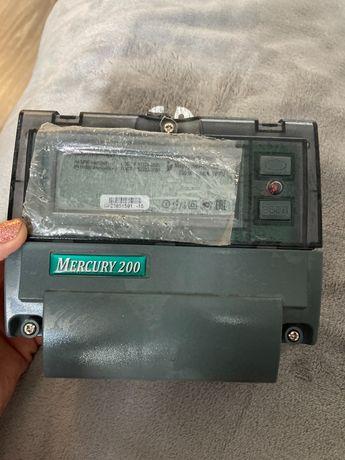 Счетчик Меркурий 200