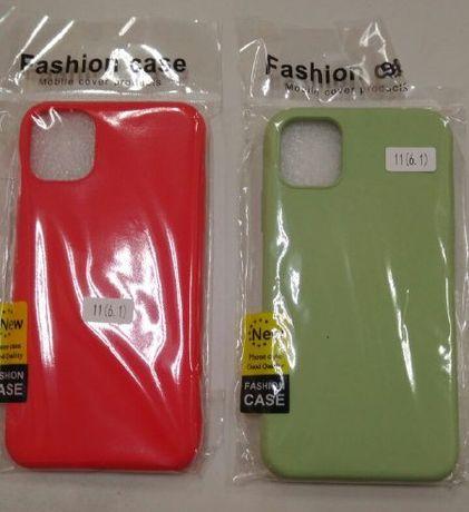 Чехол на Apple iPhone 11 два цвета