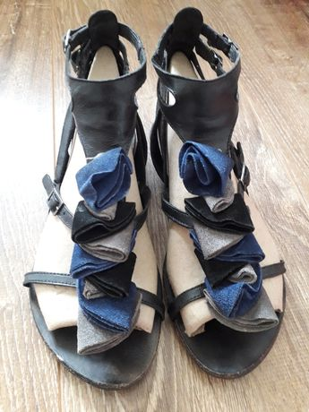 venezia sandały gladiatorki 37