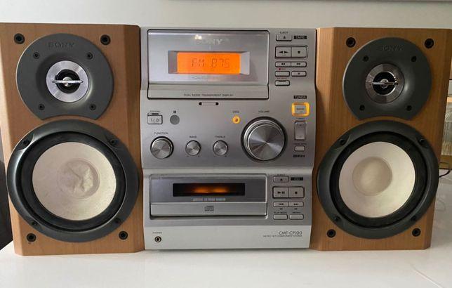 Mini wieża hifi Sony CMT-CP100