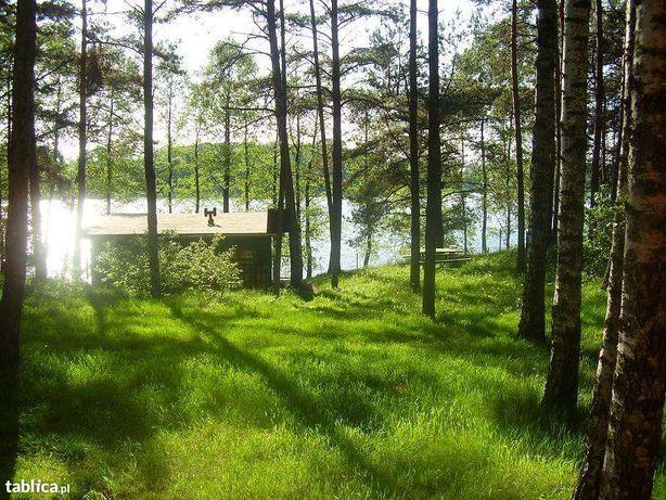 KASZUBY Borkowo wakacje DOMEK letniskowy nad jeziorem