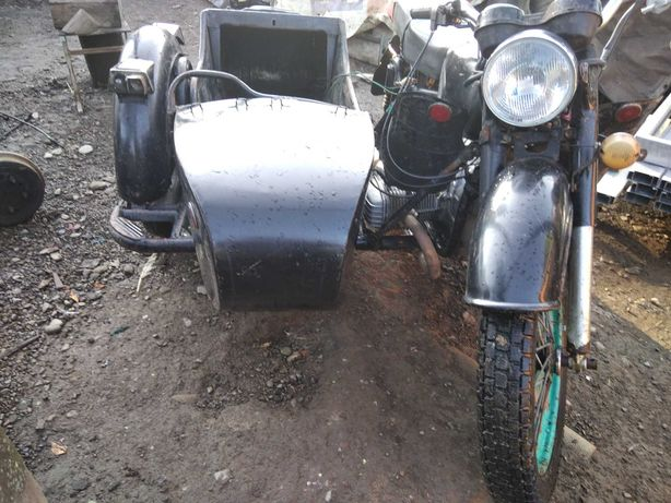 Продам мотоцикл МТ 11