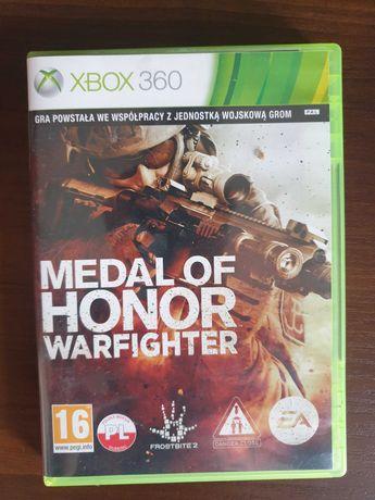 Gra medal of honor warfighter x box 360