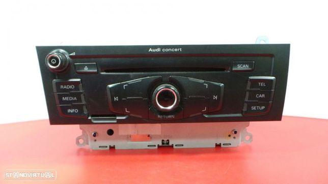 Auto-Rádio (Cd) Audi A4 Avant (8K5, B8)